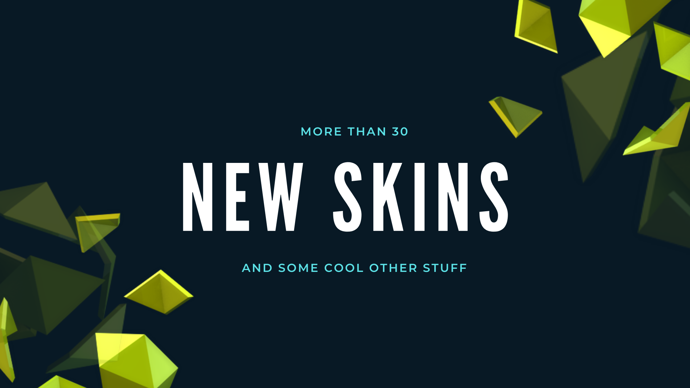 New Skins and New Filter Functionality Update on LoL Editor